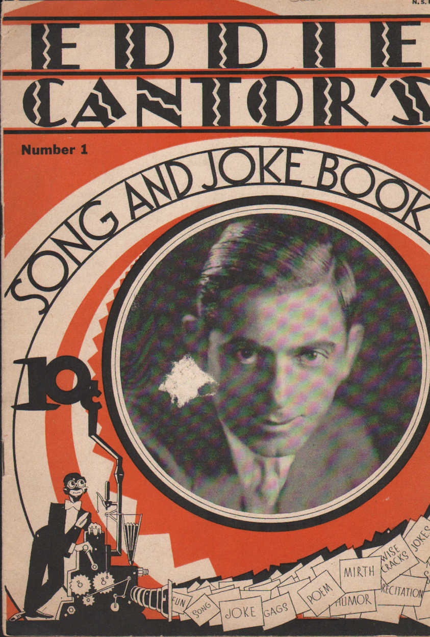 Eddie Cantor's Song and Joke Book