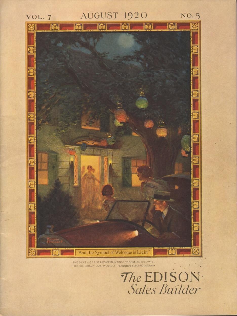 Edison Sales Builder