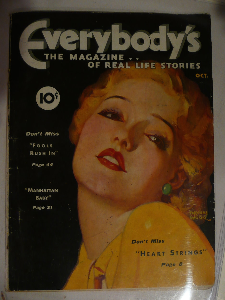 Everybody's. The Magazine of Real Life Stories