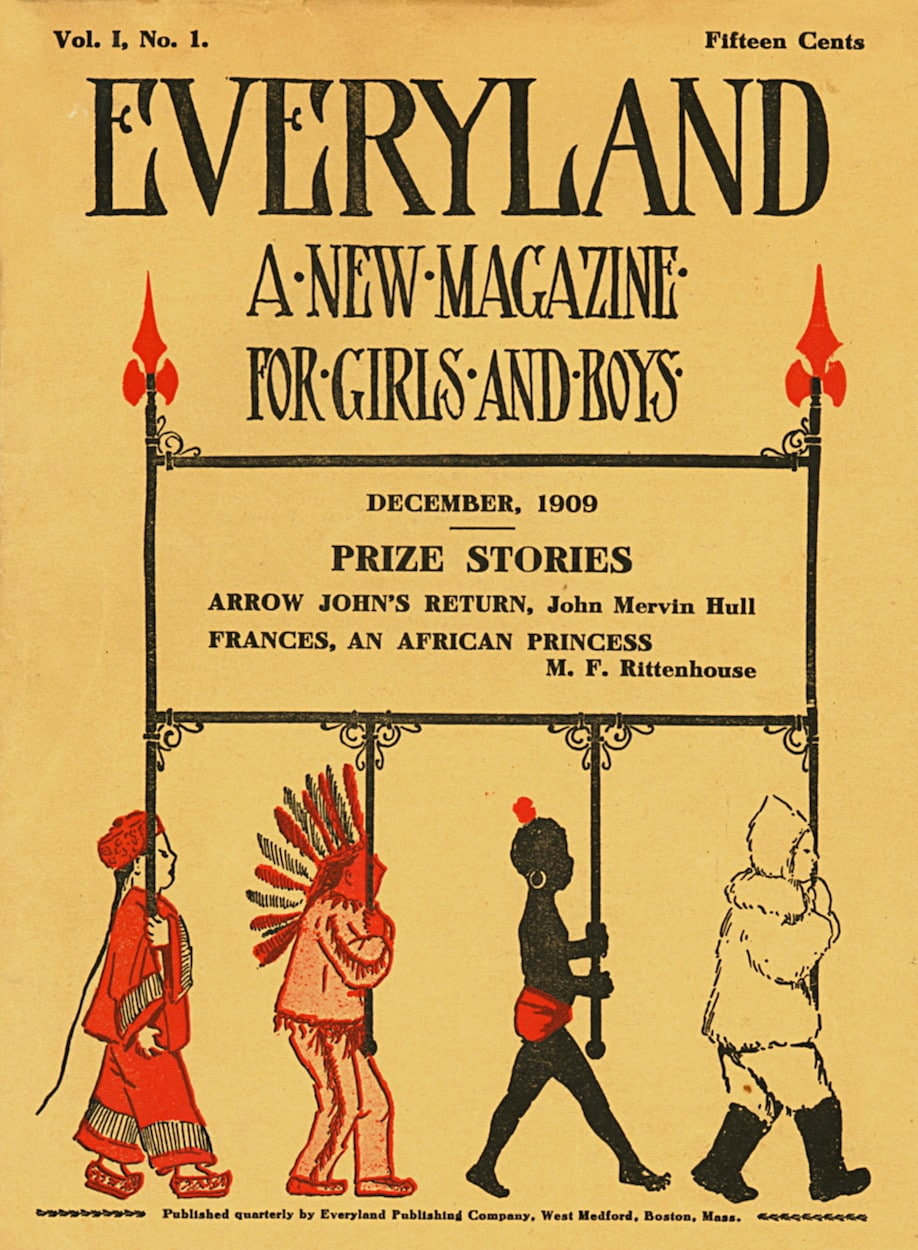 Everyland A New Magazine for Girls and Boys