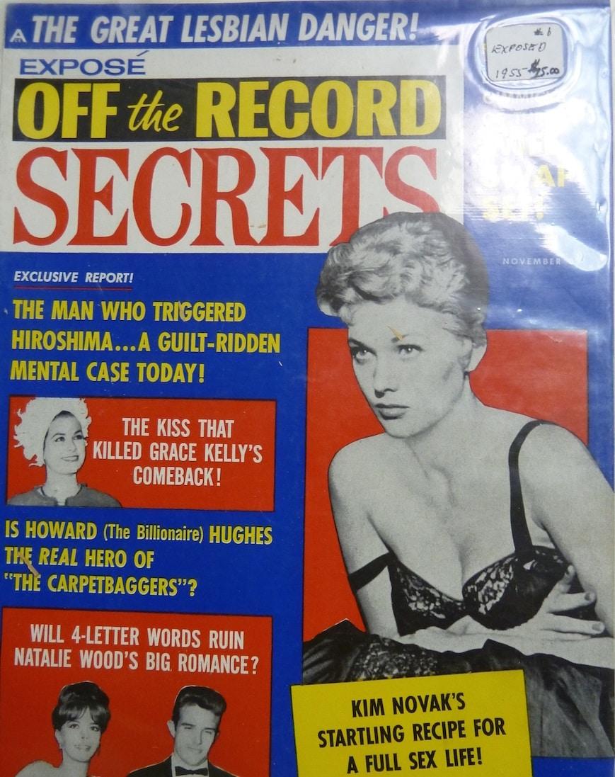 Exposé, Off the Record Secrets