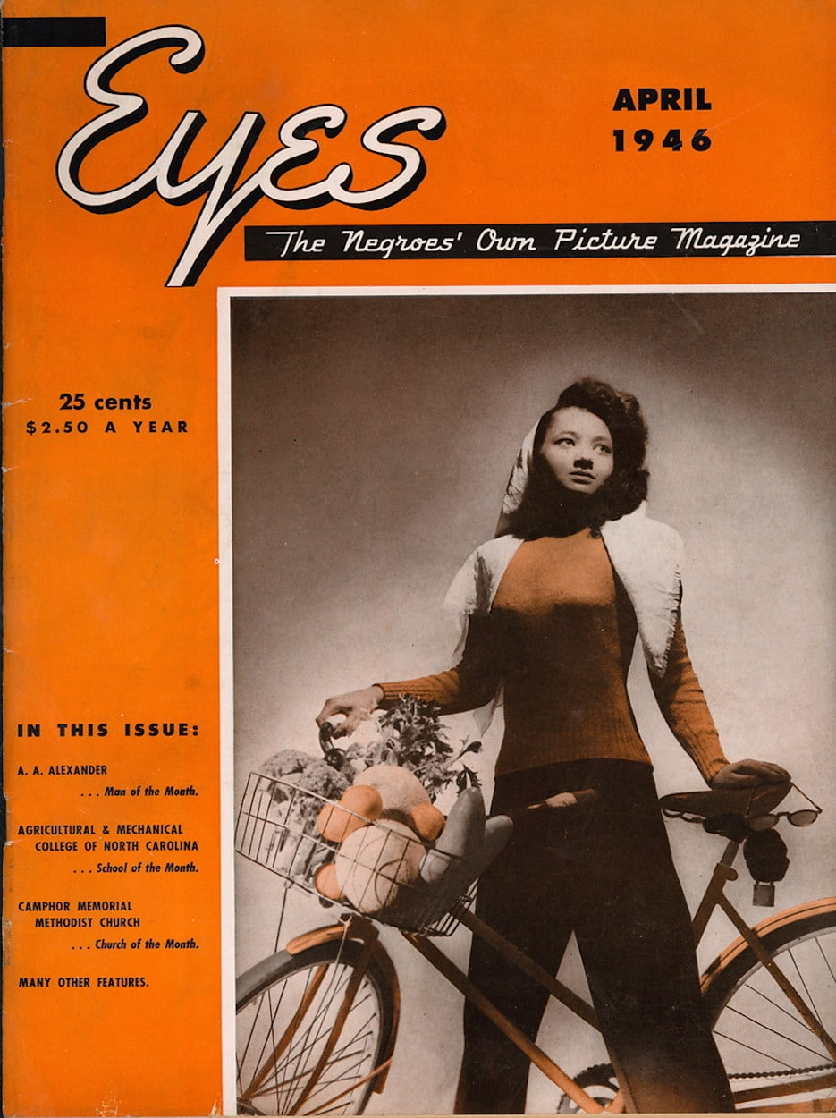 Eyes: The Negroes' Own Picture Magazine