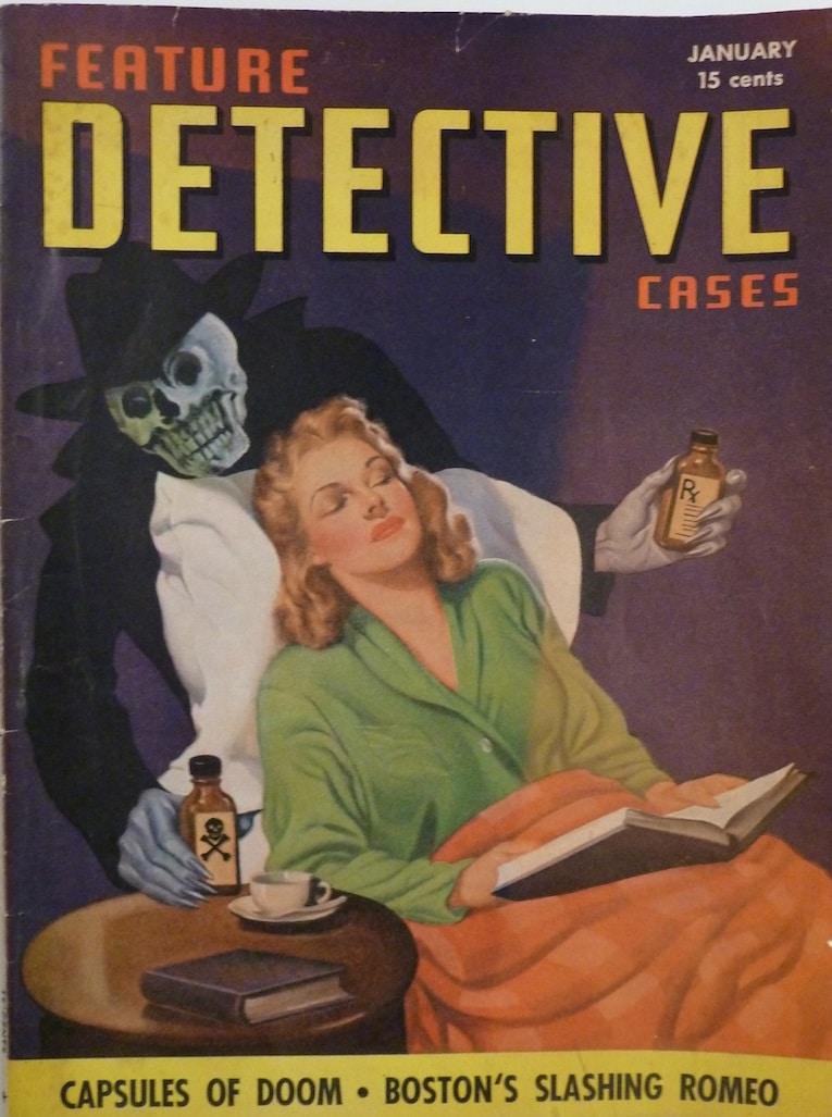 Feature Detective Cases