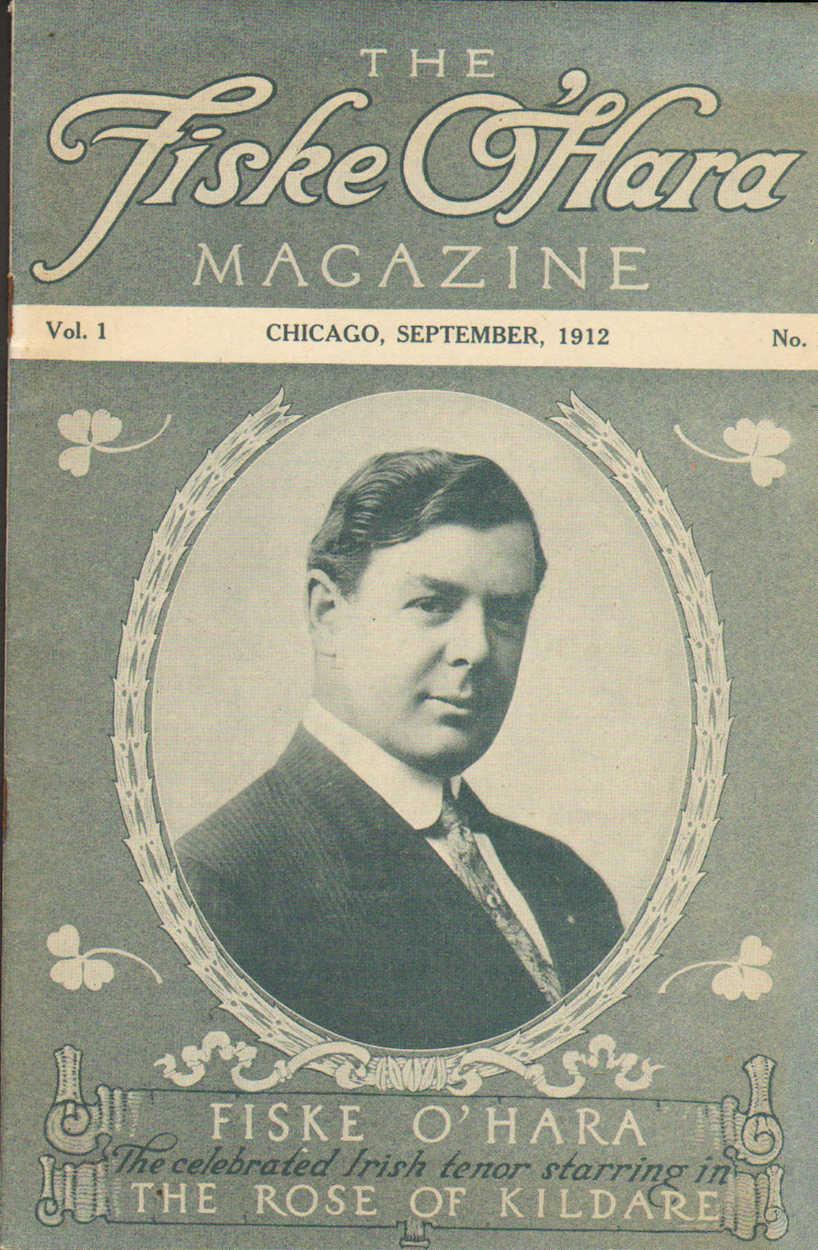 Fiske O'Hara Magazine