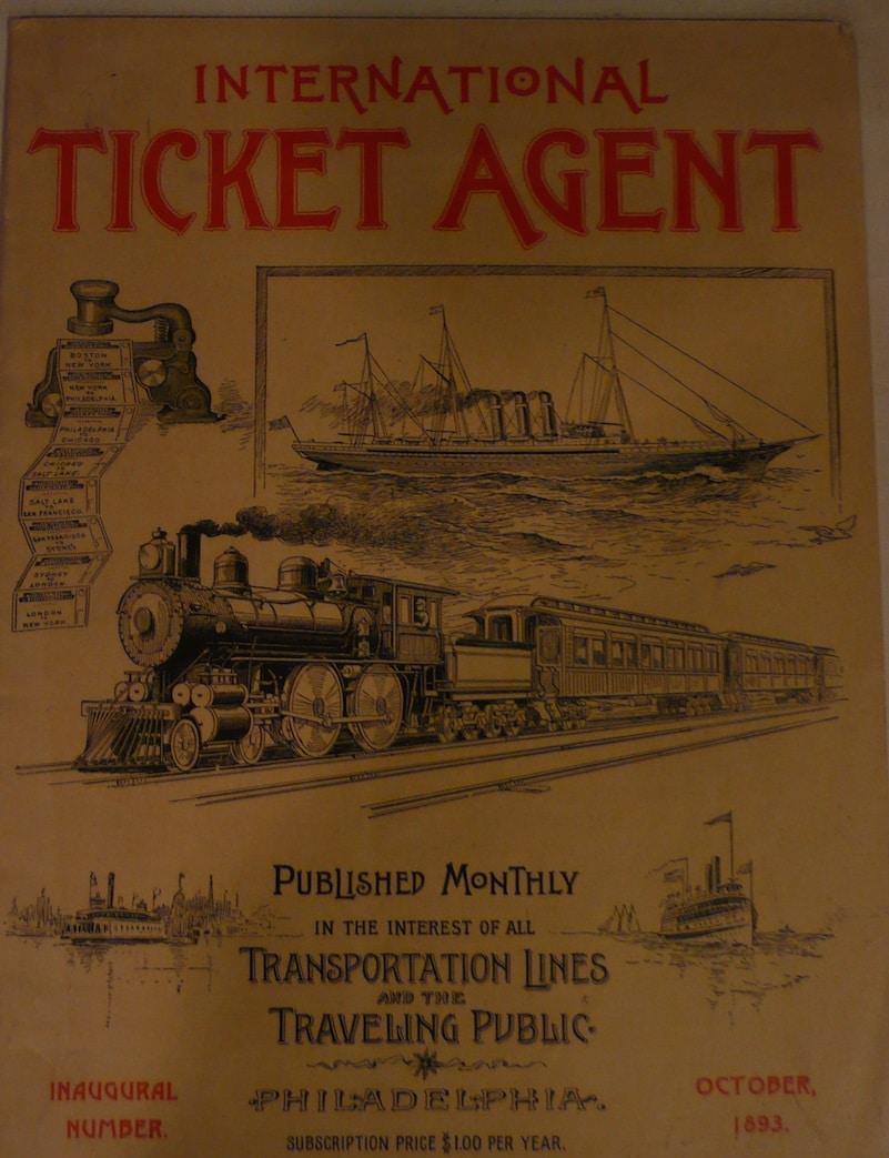 International Ticket Agent