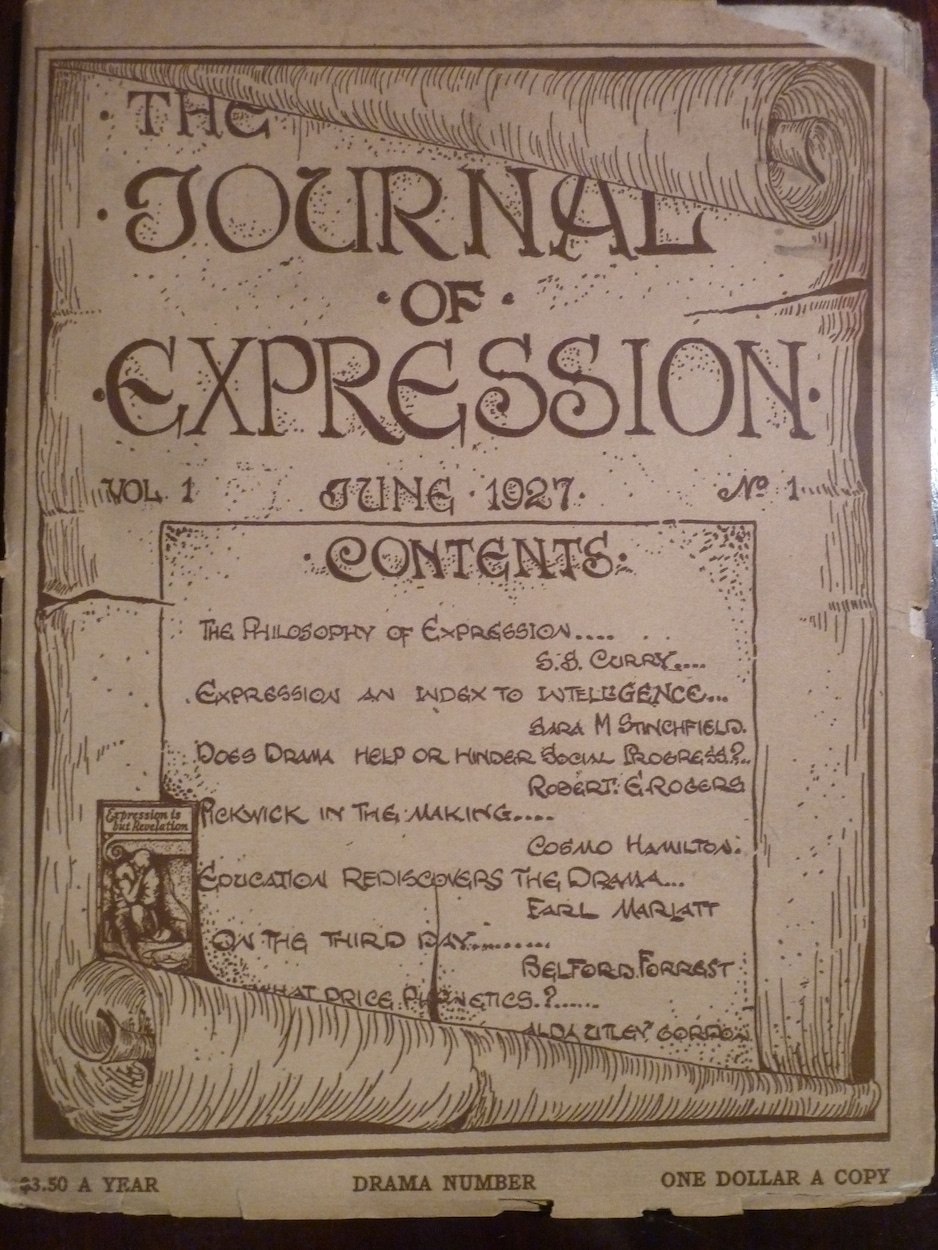 Journal of Expression