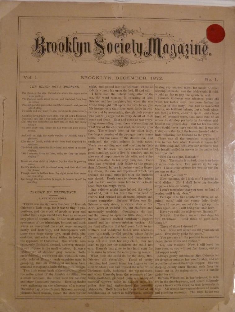 Brooklyn Society Magazine