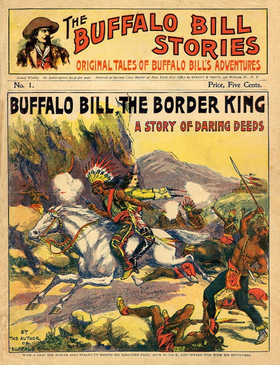 Buffalo Bill Stories