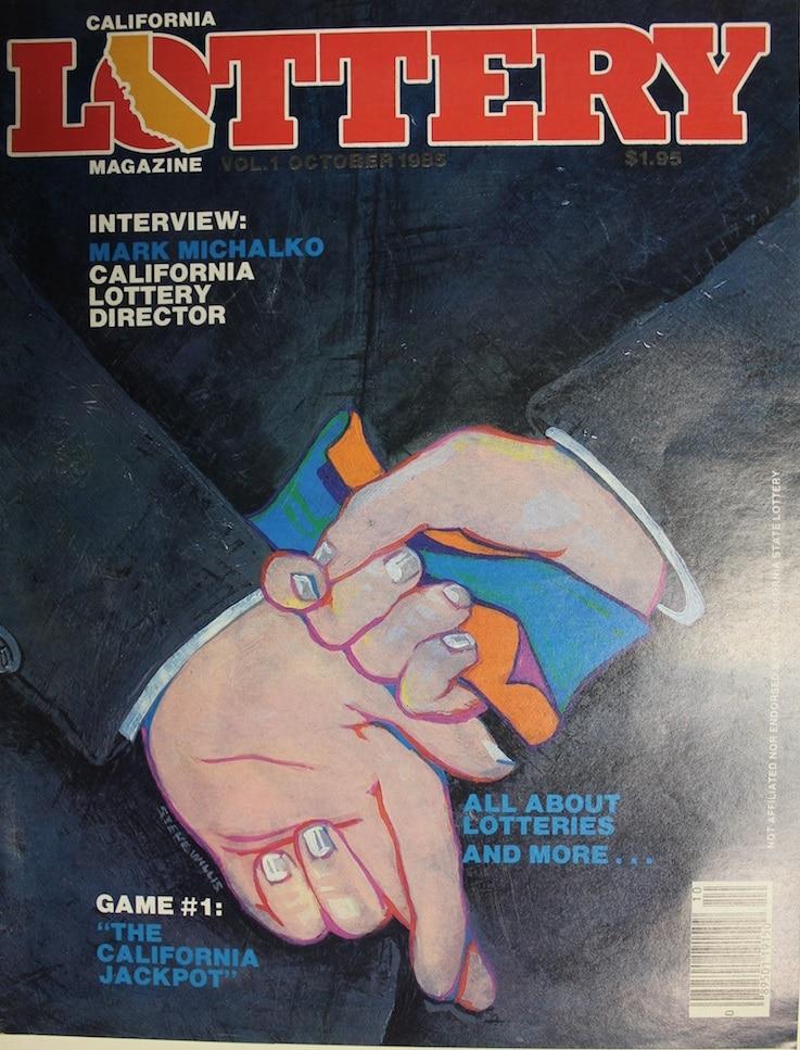 California Lottery Magazine
