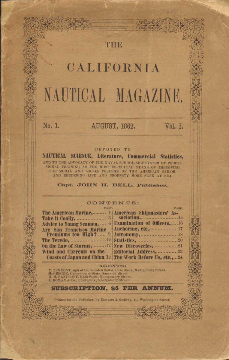 California Nautical Magazine