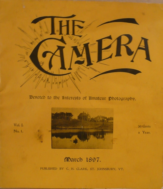 Camera; Devoted to Interests of Amateur Photography