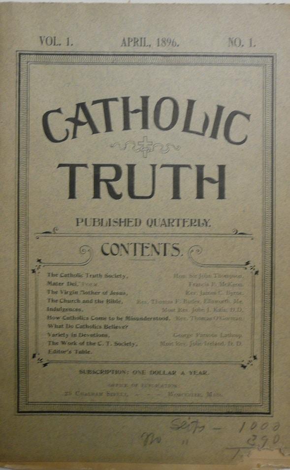 Catholic Truth