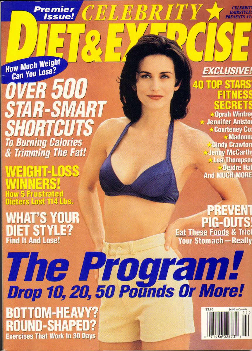 Celebrity Diet & Exercise