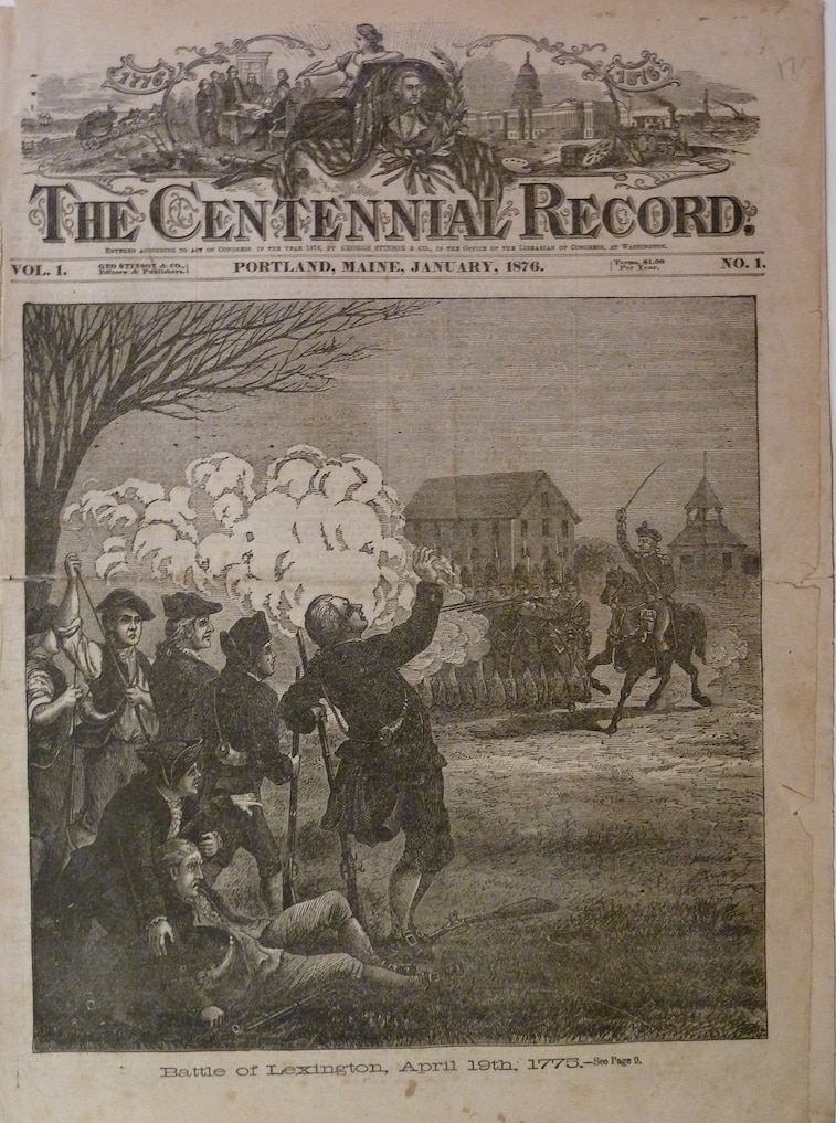 Centennial Record