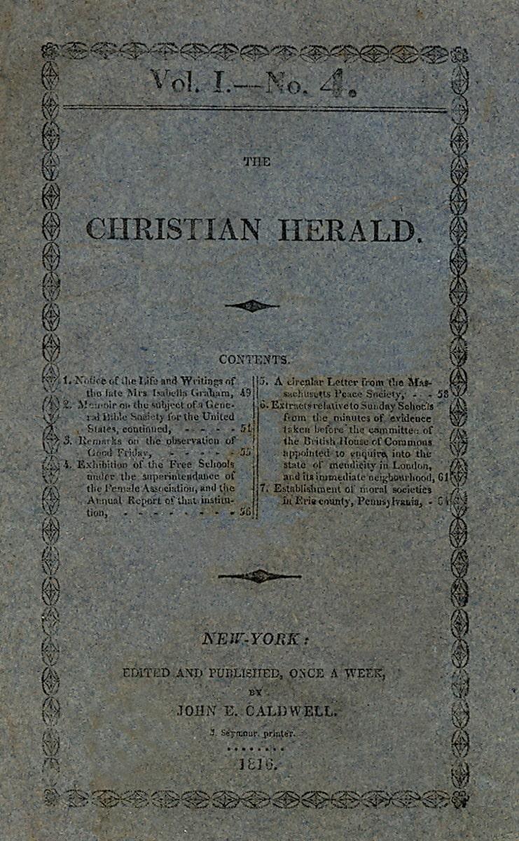 Christian Herald