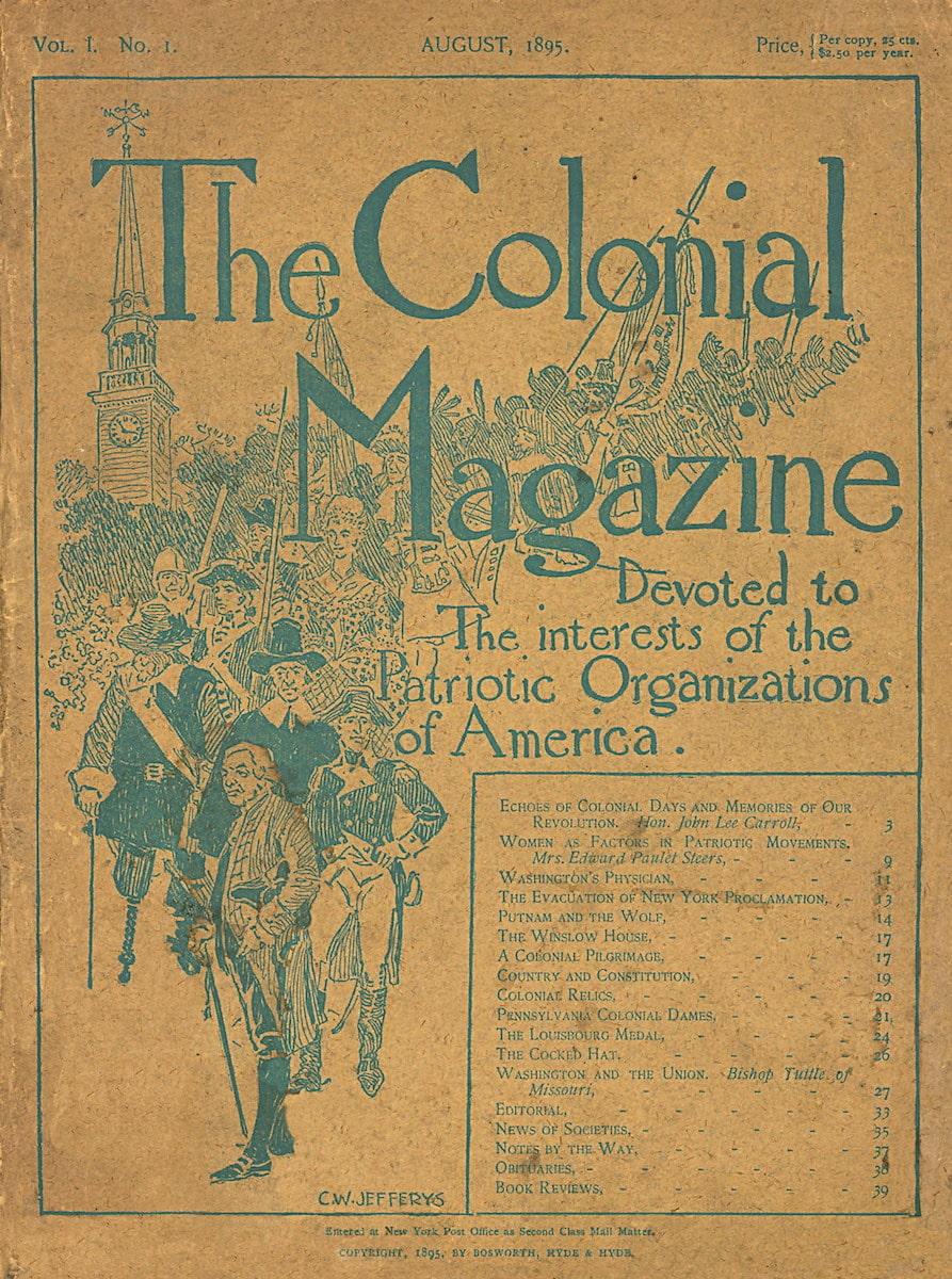 Colonial Magazine