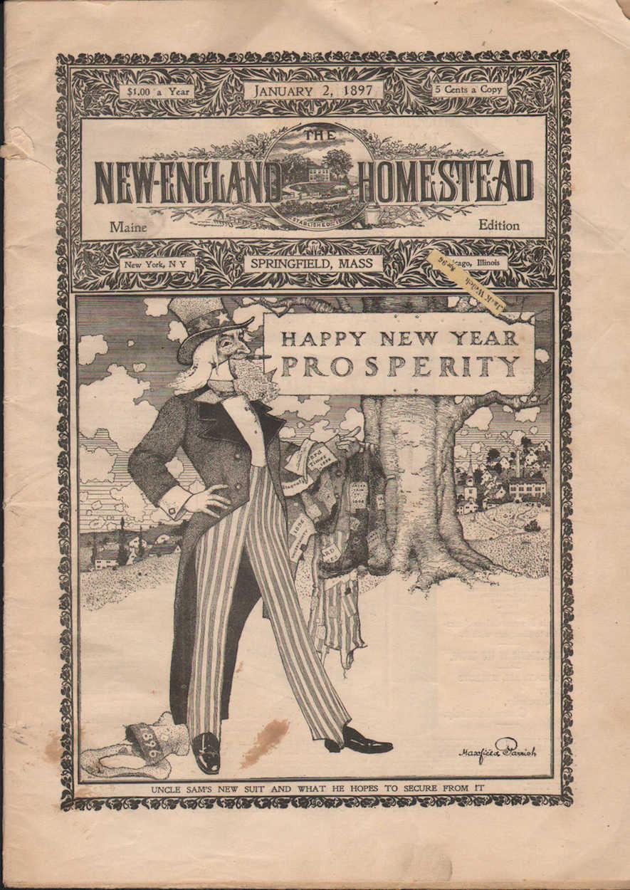 New England Homestead