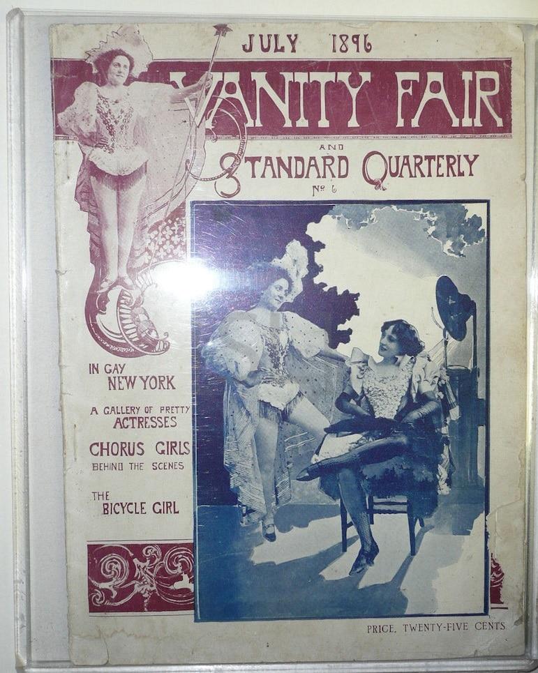 Vanity Fair and Standard Quarterly