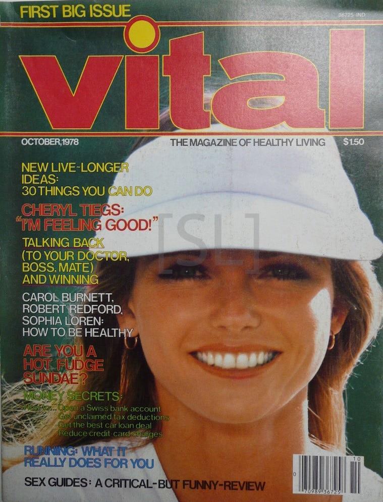 Vital, the Magazine of Healthy Living