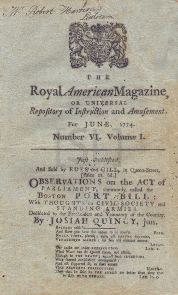 Royal American Magazine