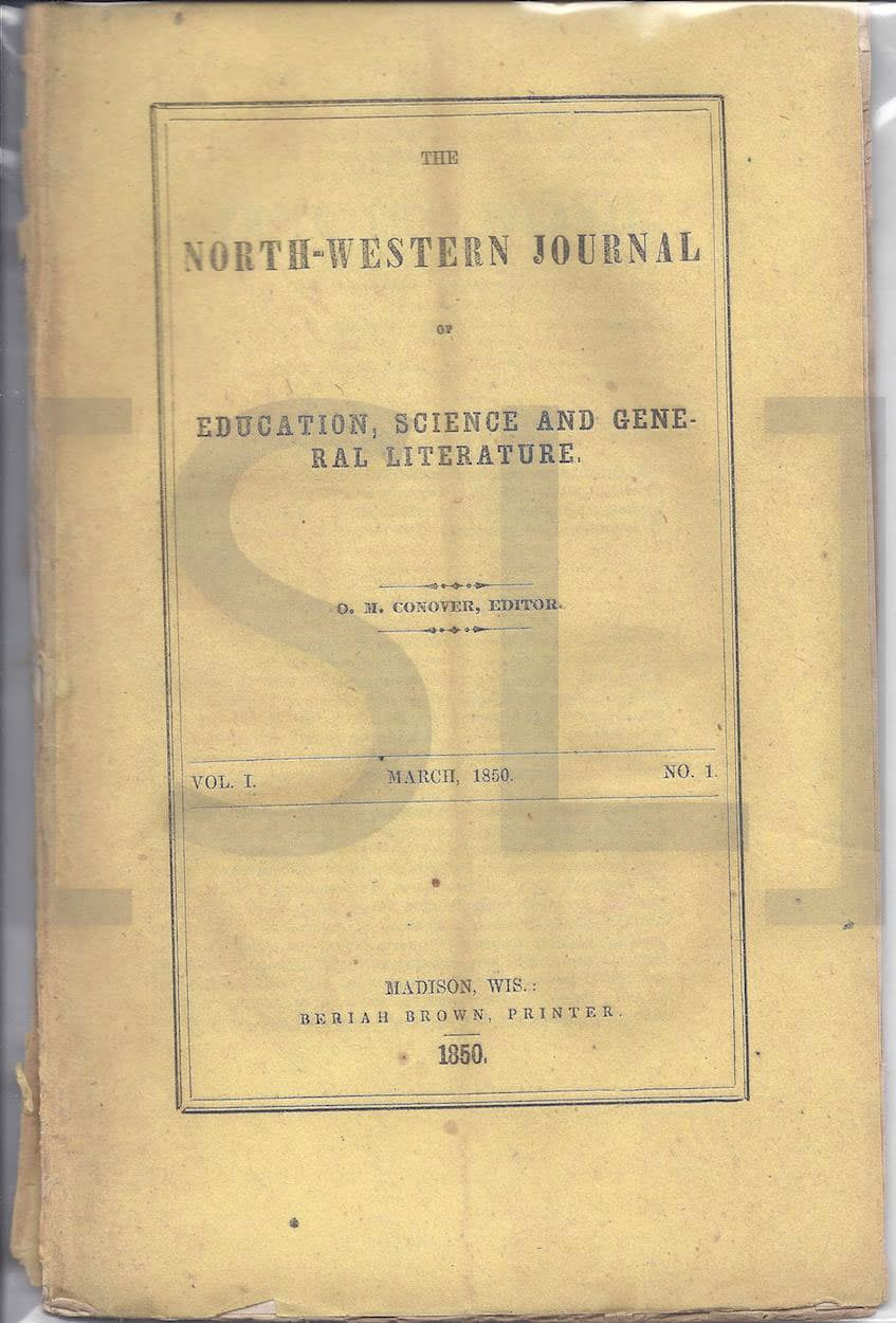 North-Western Journal of Education, Science and General Literature