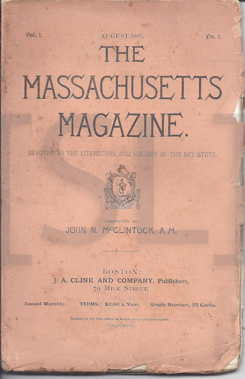 Massachusetts Magazine