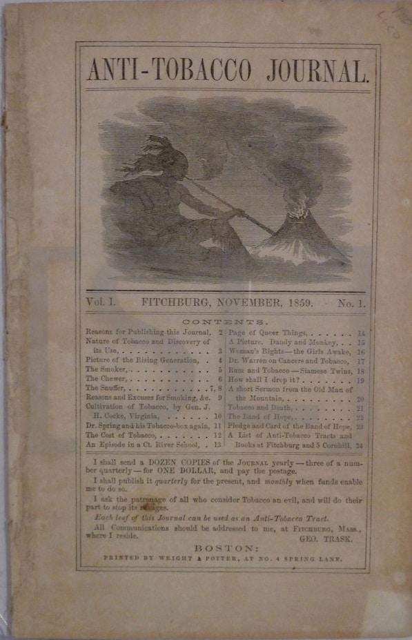 Anti-Tobacco Journal