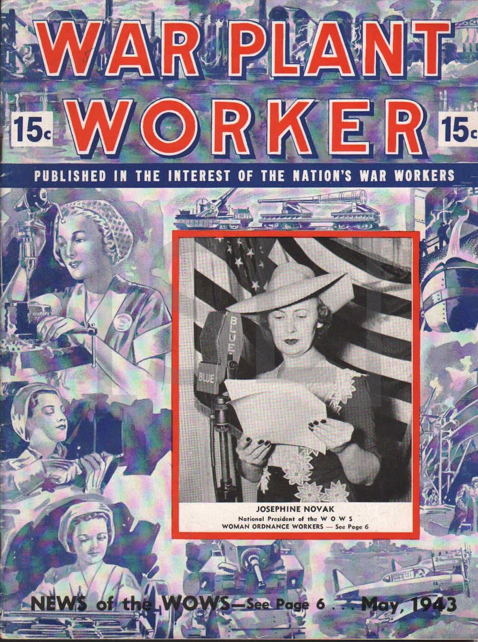 War Plant Worker