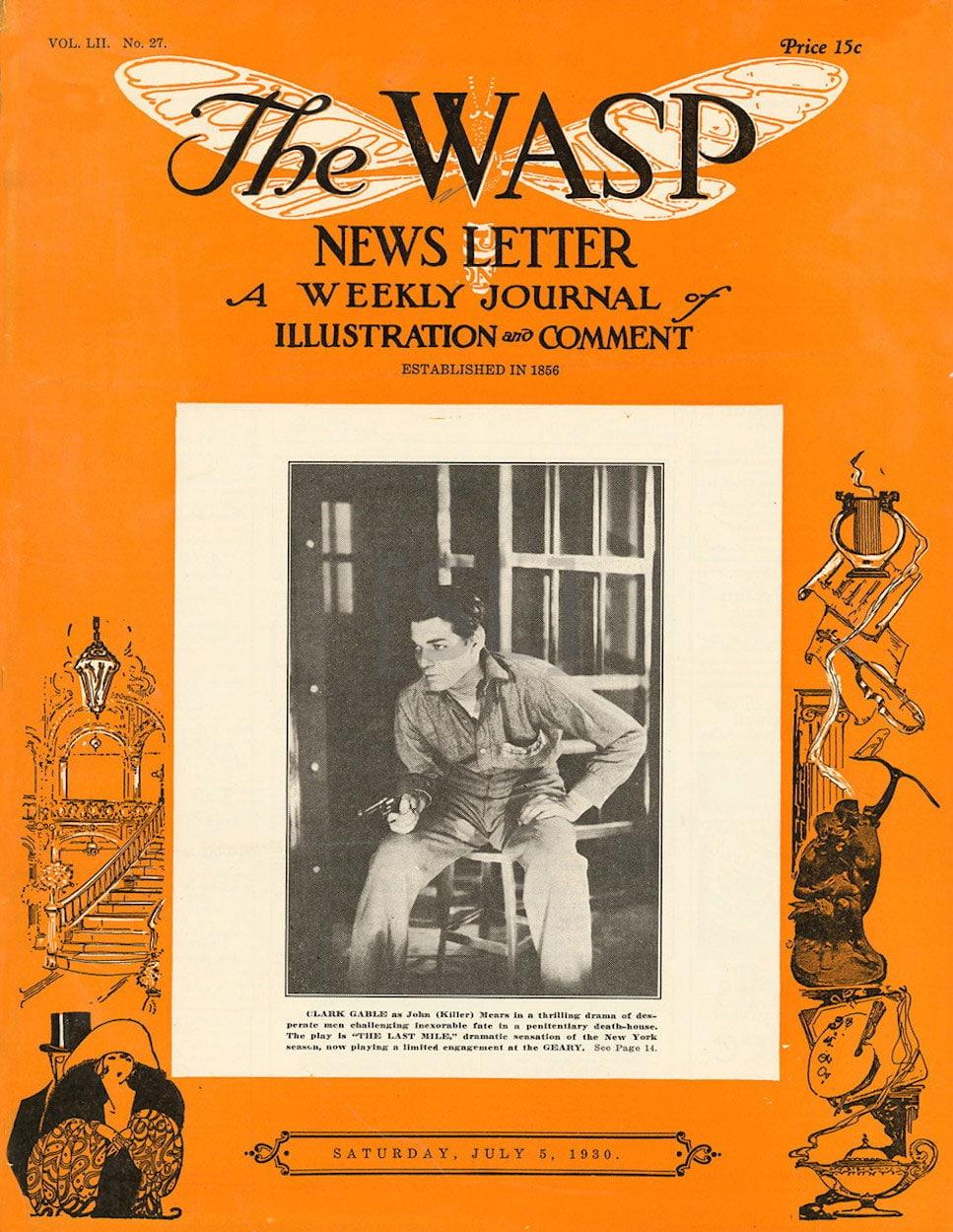 Wasp Newsletter