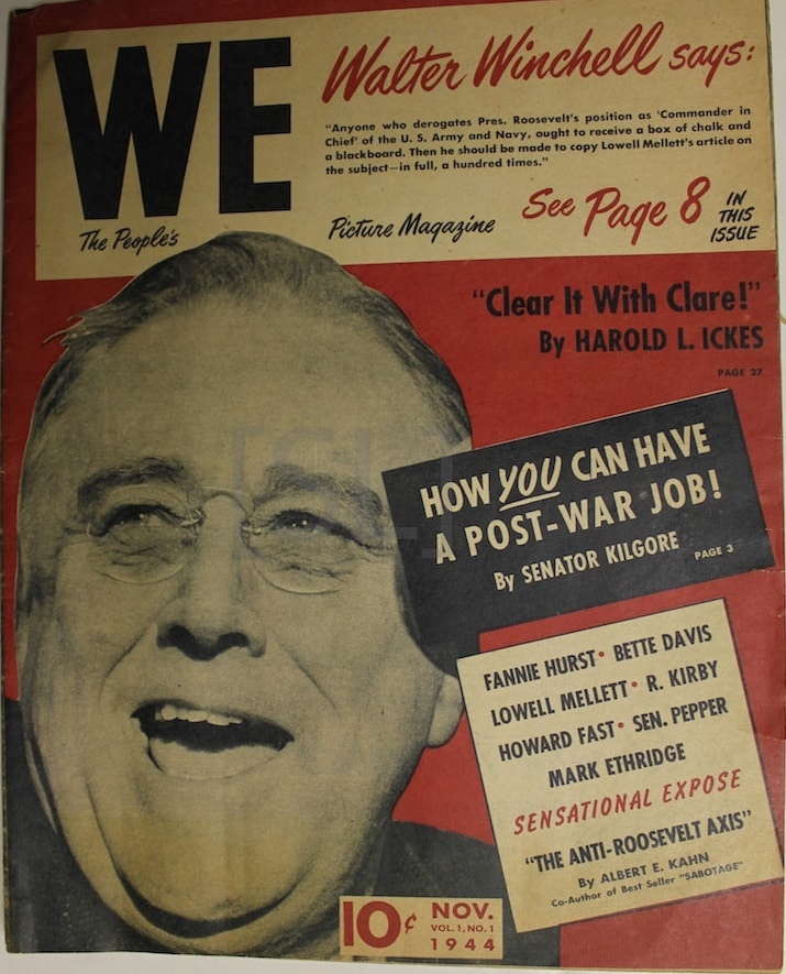 We. The People's Picture Magazine