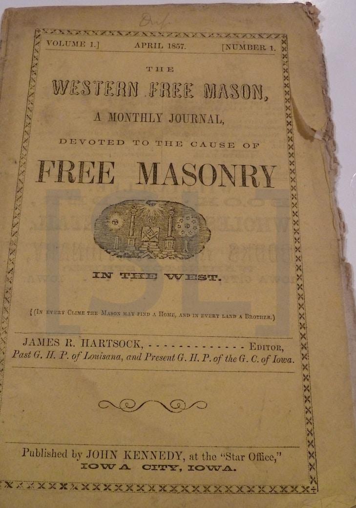 Western Free Mason