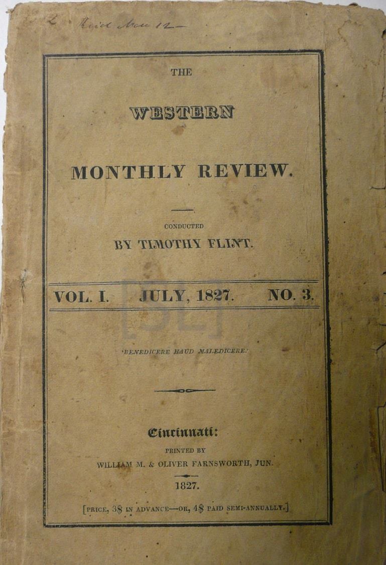 Western Monthly Review