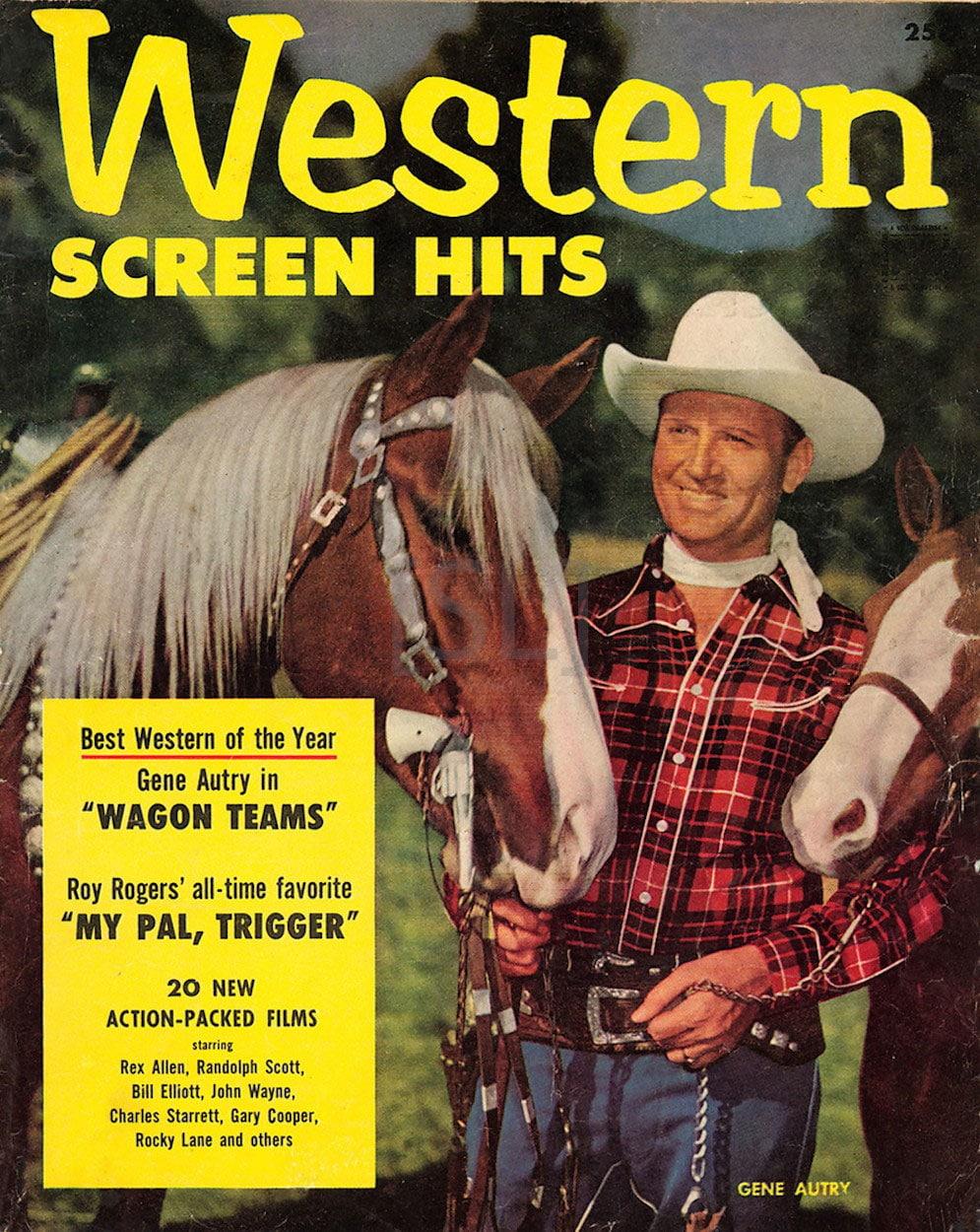 Western Screen Hits
