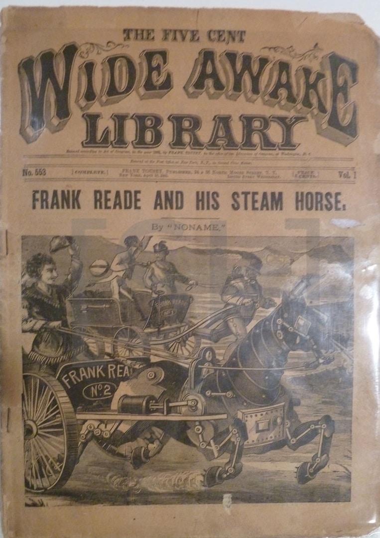 Wide Awake Library