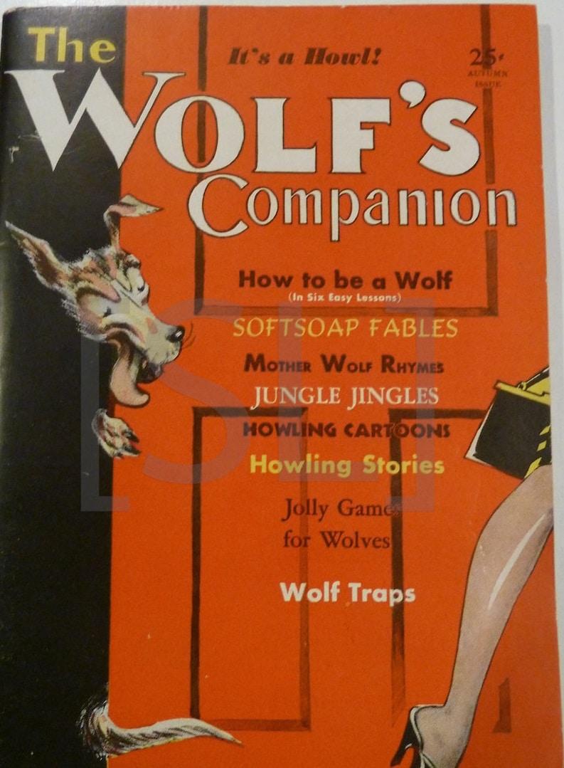 Wolf's Companion