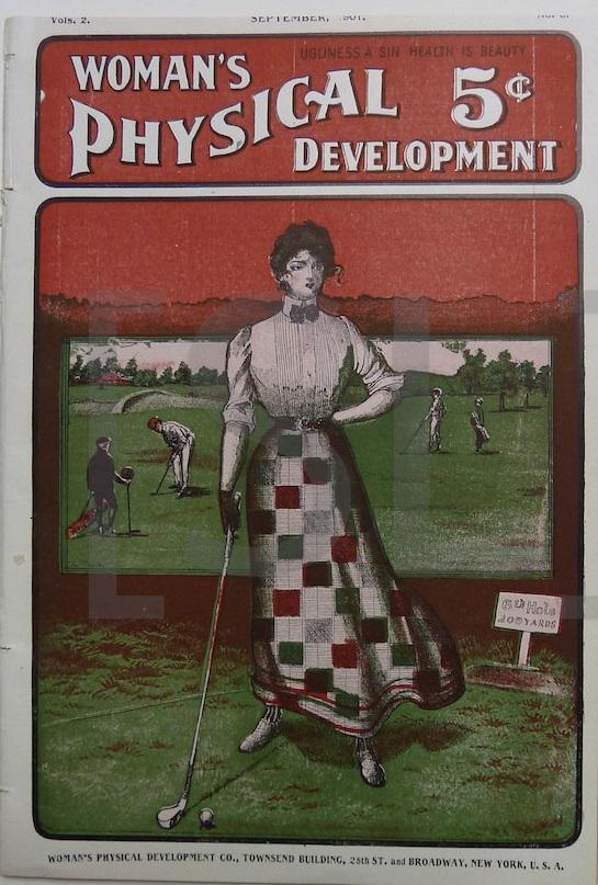 Woman's Physical Development