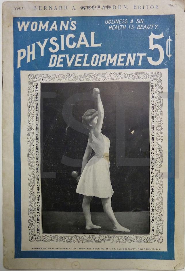 Woman's Physical Development
