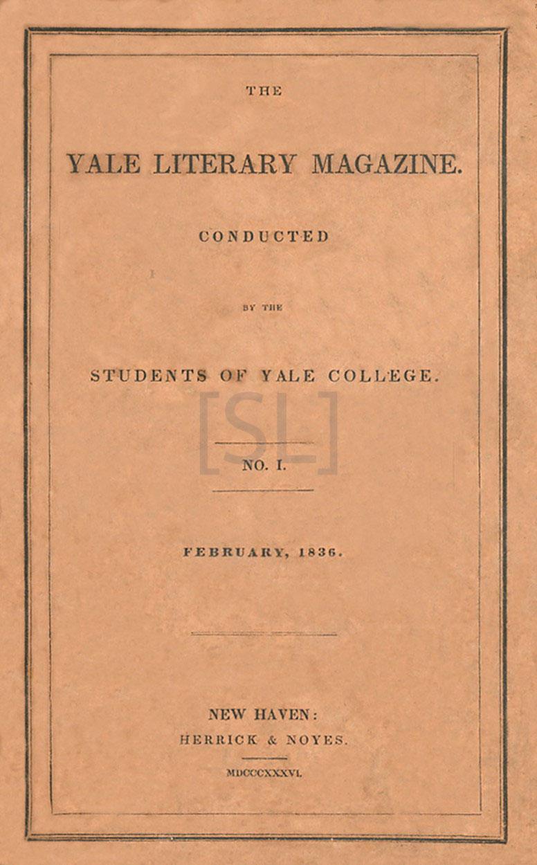 Yale Literary Magazine
