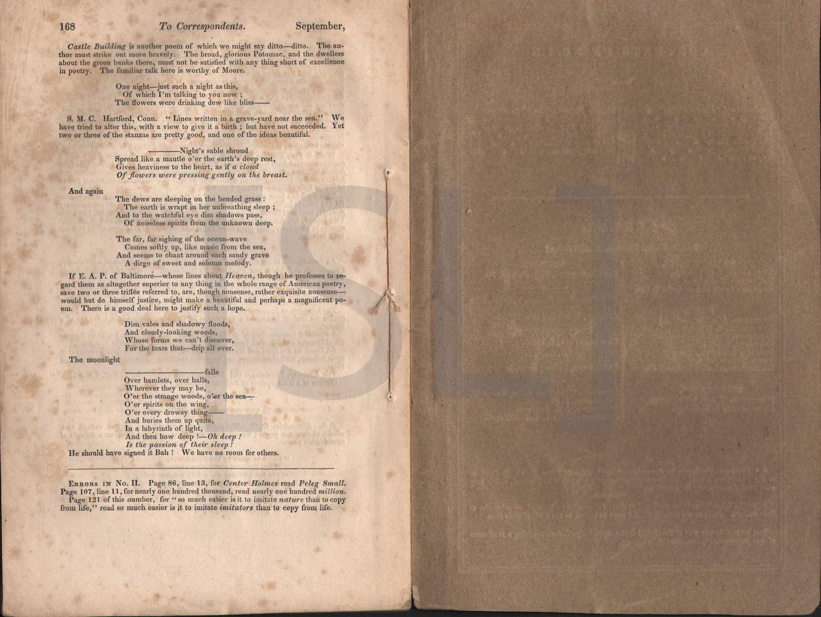 Yankee and Boston Literary Gazette