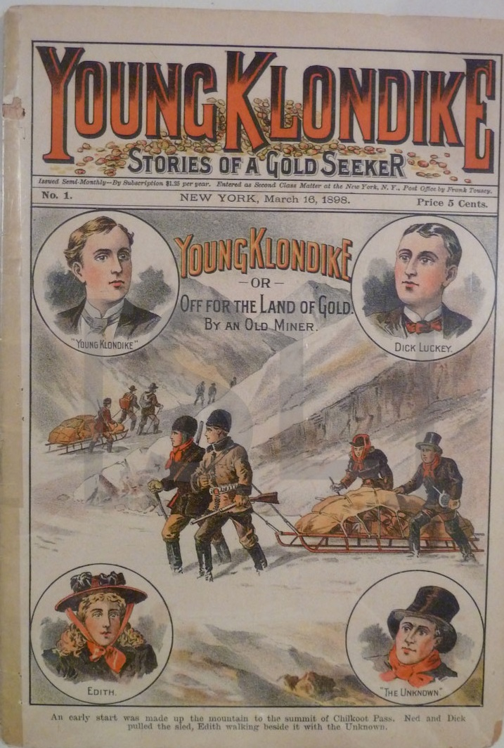 Young Klondike; Stories of a Gold Seeker
