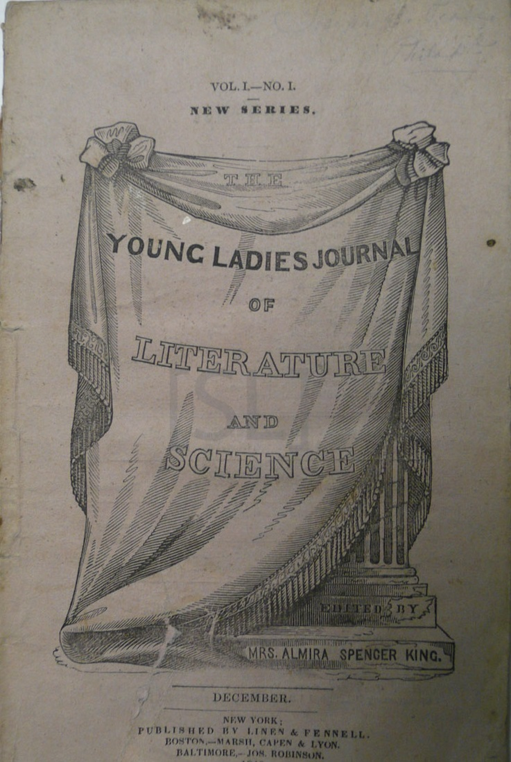 Young Ladies Journal of Literature and Science