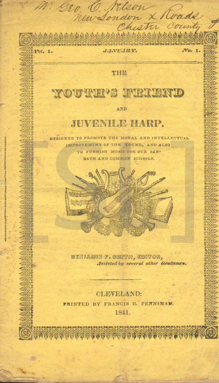 Youth's Friend and Juvenile Harp