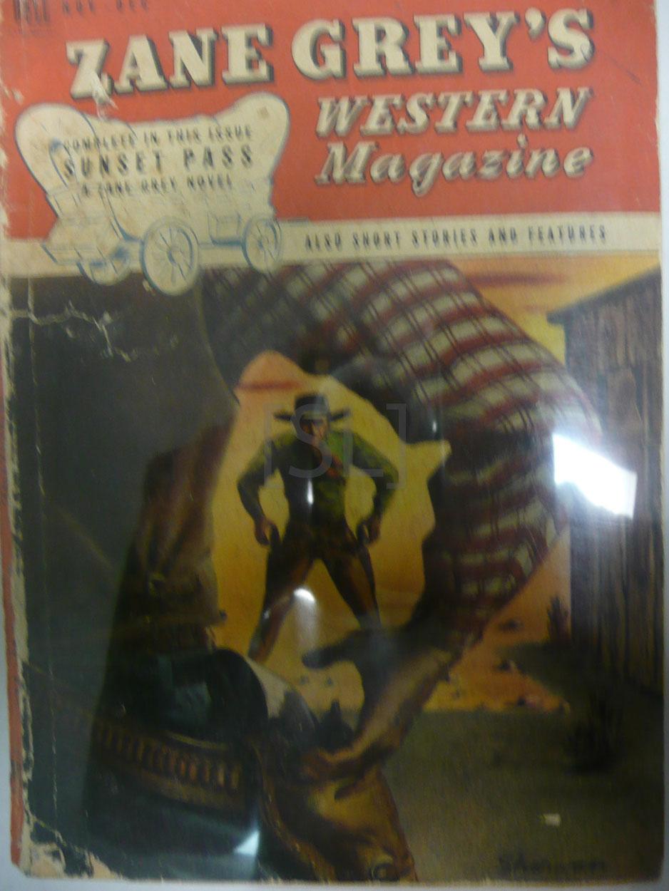 Zane Grey's Western Magazine