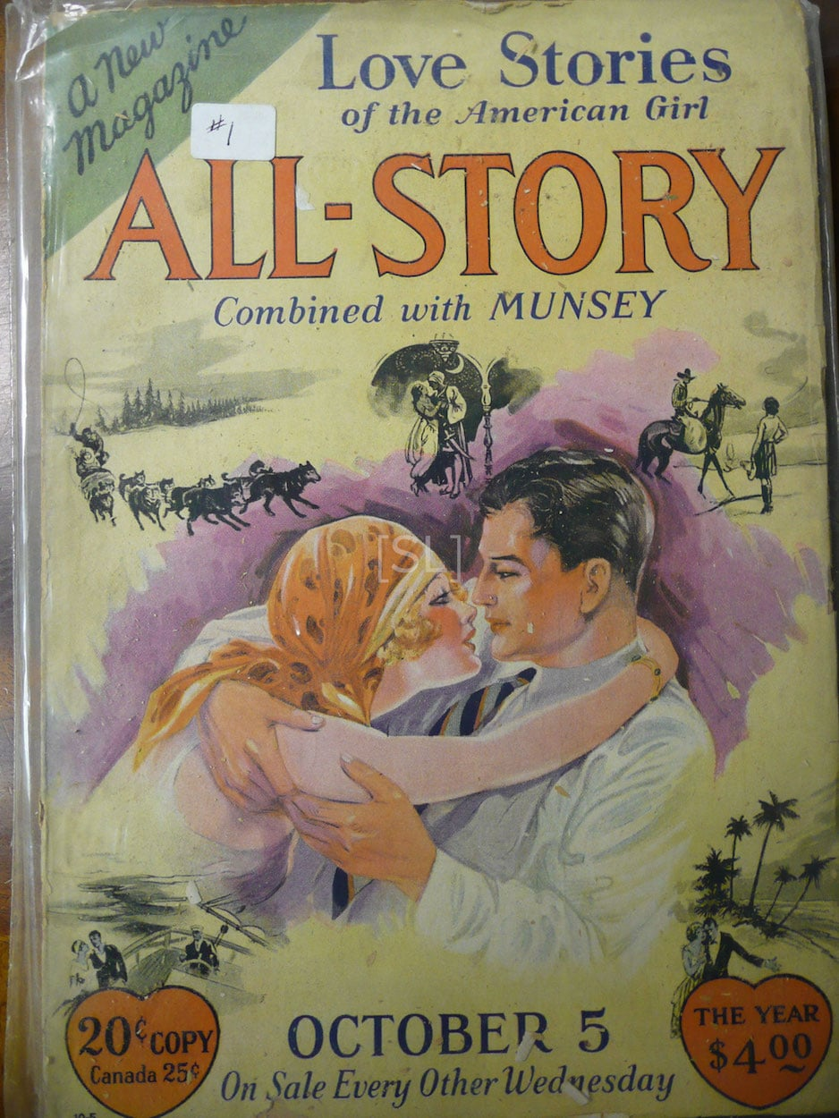 All-Story Love Stories