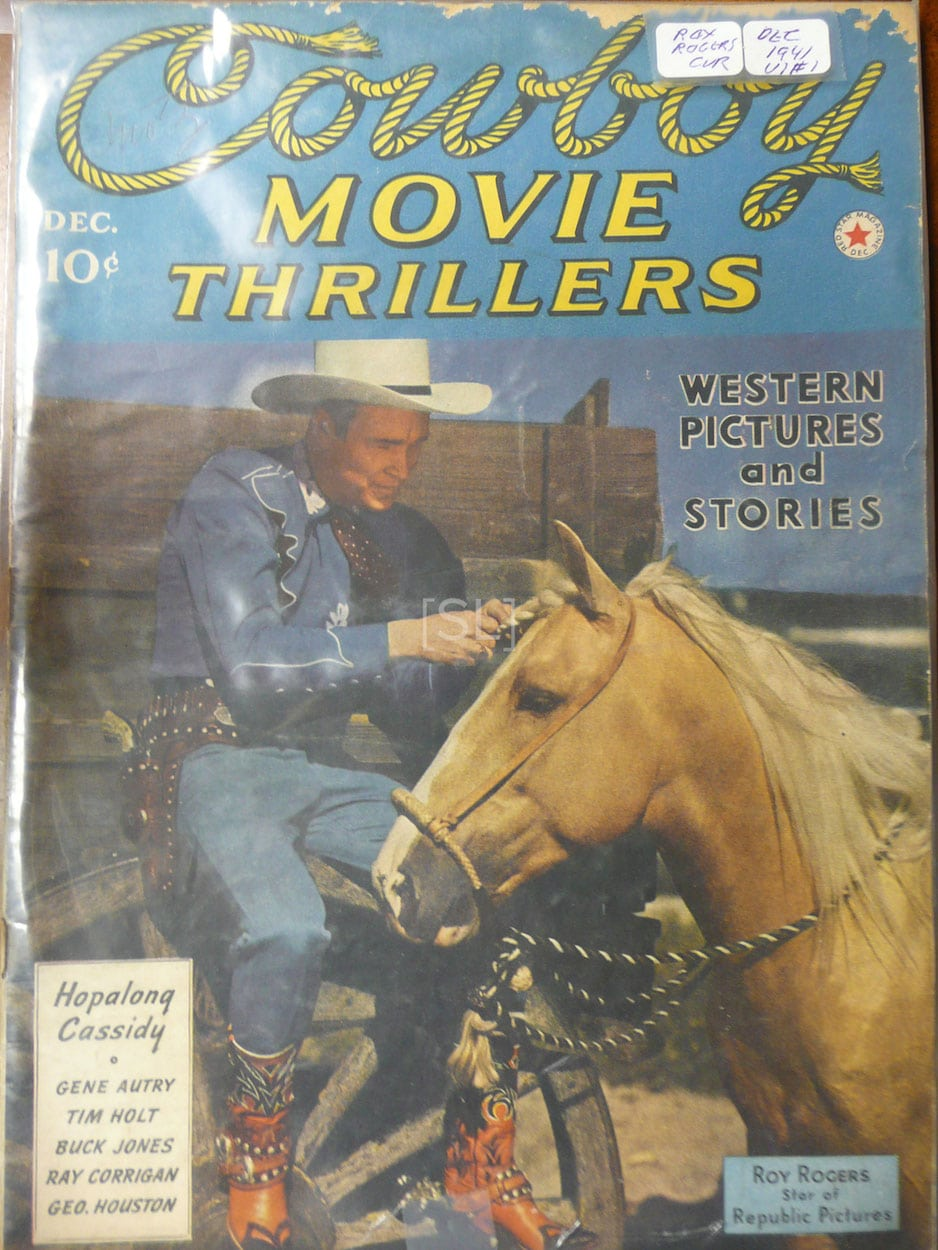 Cowboy Movie Thrillers