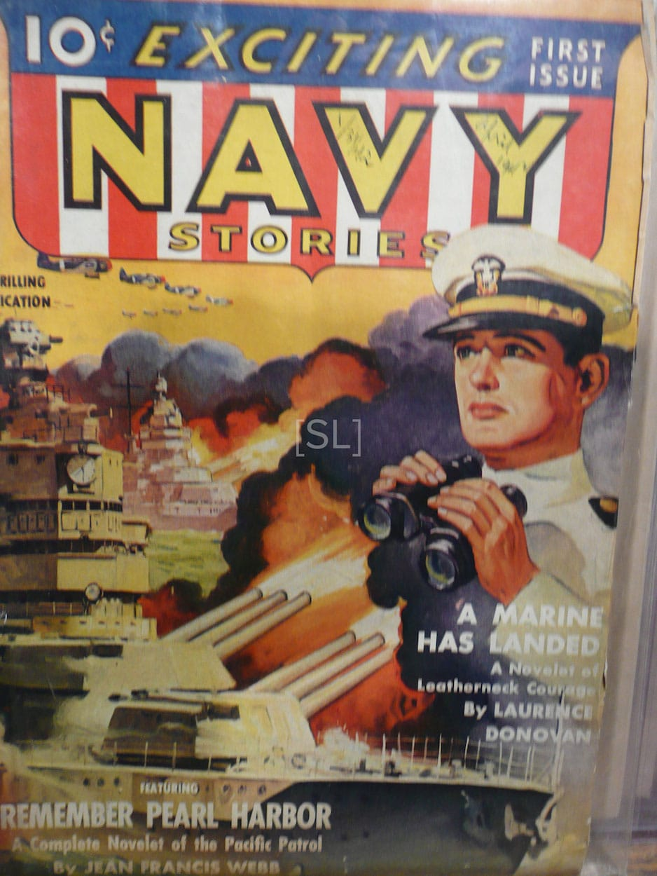 Exciting Navy Stories