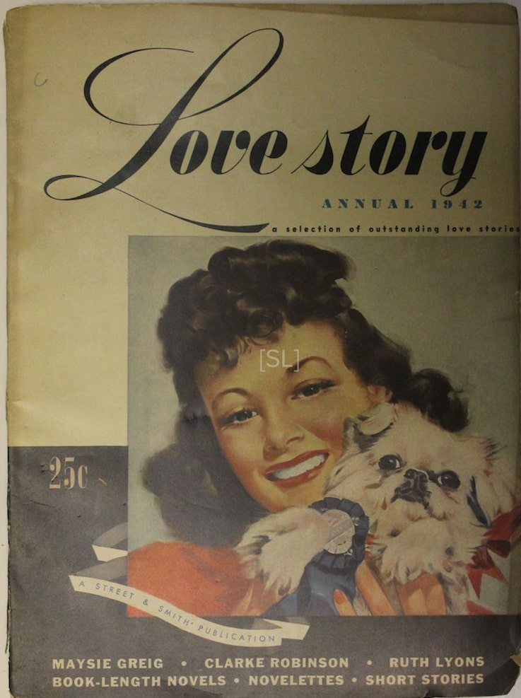Love Story Annual