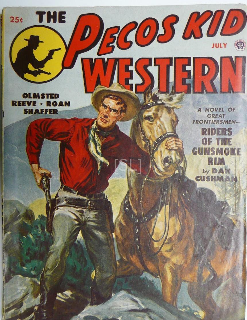 Pecos Kid Western