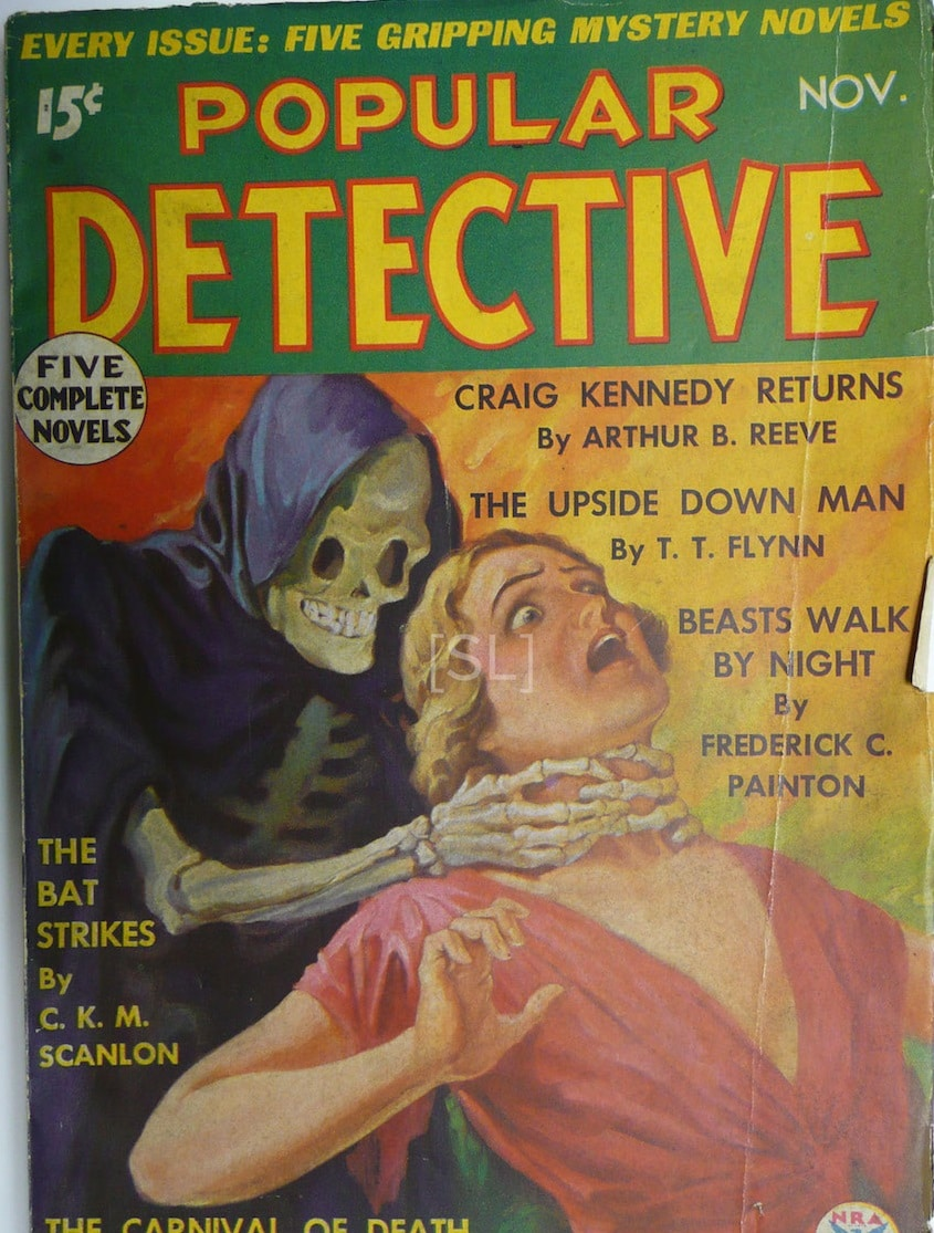 Popular Detective