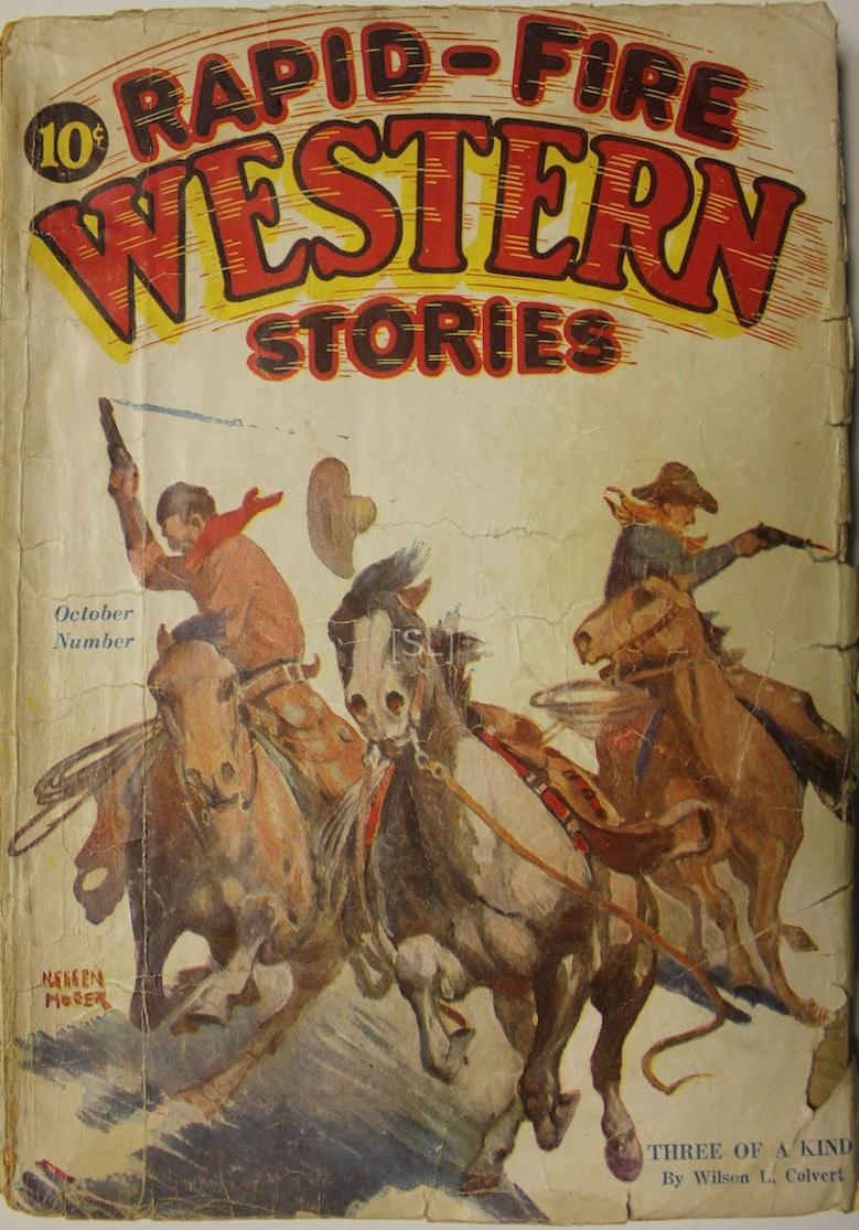 Rapid-Fire Western Stories